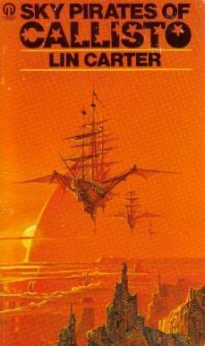 book cover of Sky Pirates of Callisto