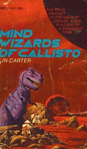 book cover of Mind Wizards of Callisto