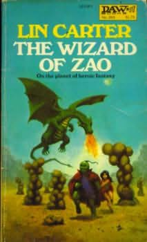 book cover of The Wizard of Zao