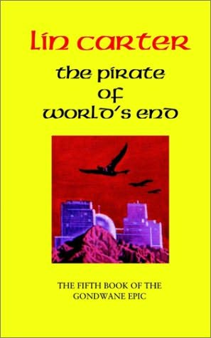 book cover of The Pirate of World\'s End