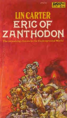 book cover of Eric of Zanthodon
