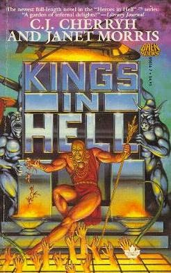 book cover of Kings in Hell