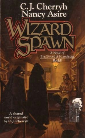 book cover of Wizard Spawn