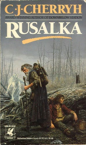 book cover of Rusalka