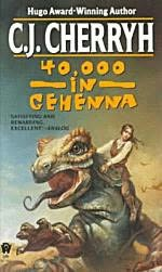 book cover of Forty Thousand in Gehenna