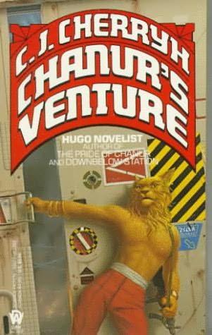 Chanur 02 - Chanur's Venture - Cherryh CJ