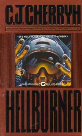 book cover of Hellburner