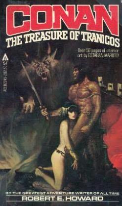 book cover of The Treasure of Tranicos
