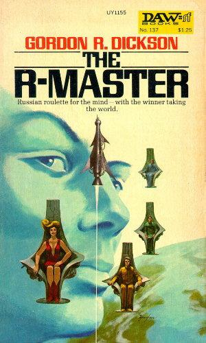 book cover of The R-Master