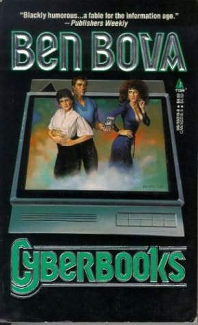 book cover of Cyberbooks
