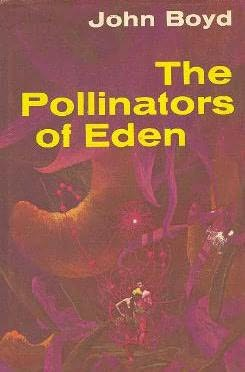 book cover of The Pollinators of Eden
