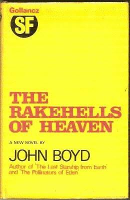 book cover of The Rakehells of Heaven