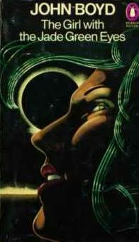 book cover of The Girl with the Jade Green Eyes