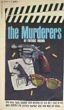 book cover of The Murderers
