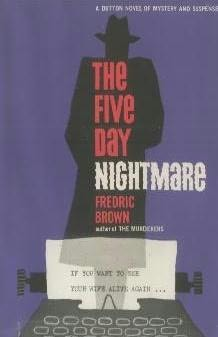 book cover of The Five-Day Nightmare