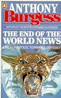 book cover of The End of the World News
