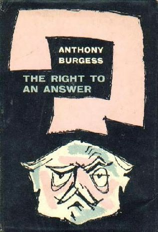 book cover of The Right to an Answer
