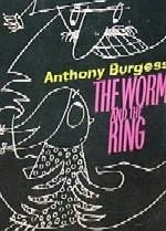 book cover of The Worm and the Ring