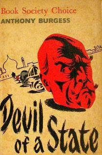 book cover of Devil of a State
