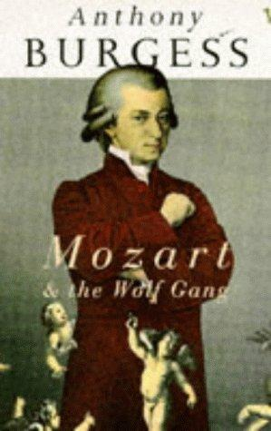 book cover of Mozart and the Wolf Gang