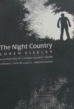 book cover of The Night Country