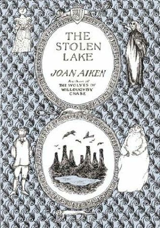 book cover of The Stolen Lake