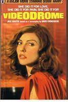 book cover of Videodrome