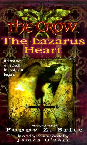 book cover of The Lazarus Heart