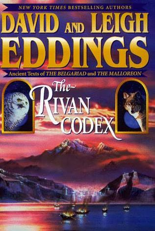 book cover of The Rivan Codex