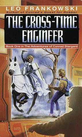 book cover of The Cross-Time Engineer