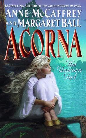 book cover of Acorna
