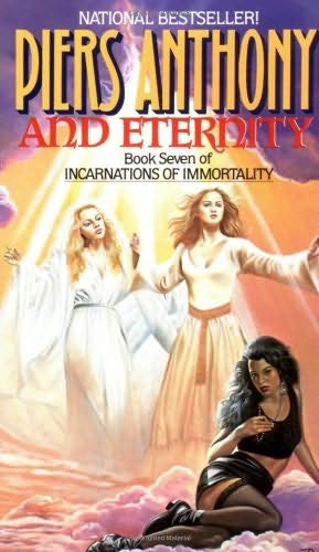 book cover of And Eternity