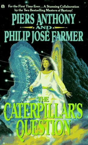 book cover of The Caterpillar\'s Question