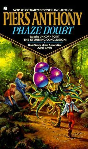 book cover of Phaze Doubt