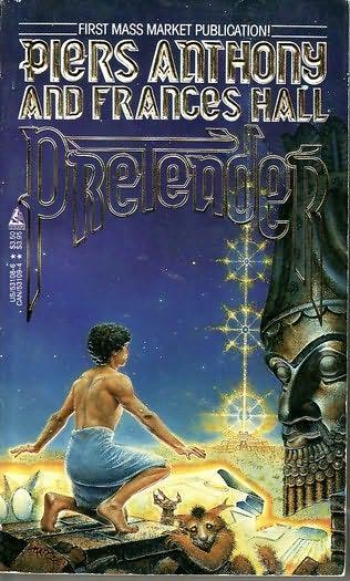 book cover of Pretender