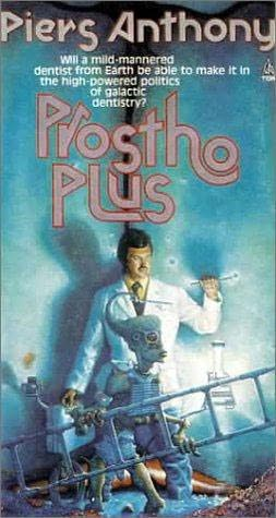 book cover of Prostho Plus