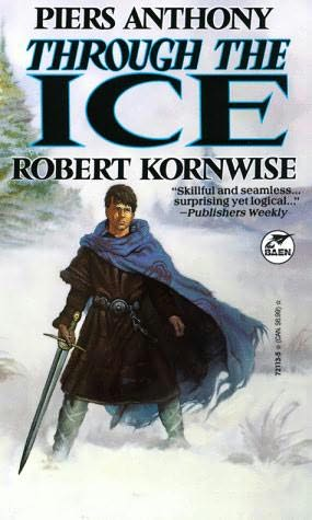 book cover of Through the Ice