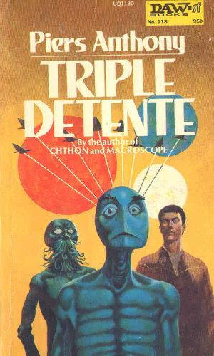 book cover of Triple Detente