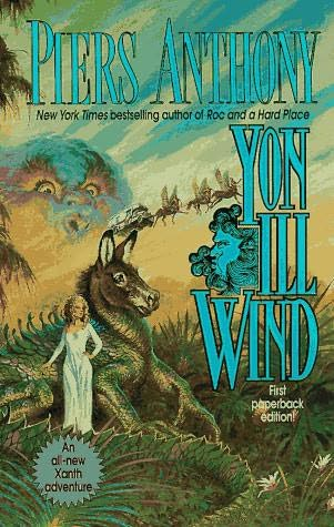 book cover of Yon Ill Wind