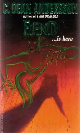 book cover of Fiend