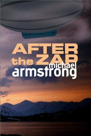 book cover of After the Zap