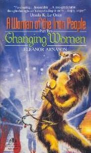 book cover of Changing Woman