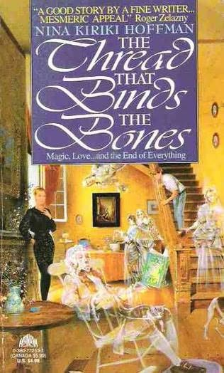 book cover of The Thread That Binds the Bones