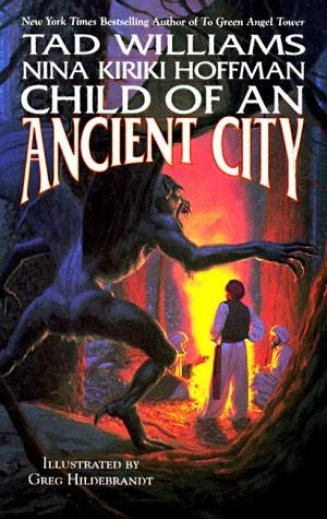 book cover of Child of an Ancient City
