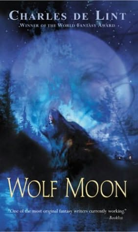 book cover of Wolf Moon