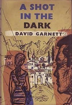 book cover of A Shot in the Dark
