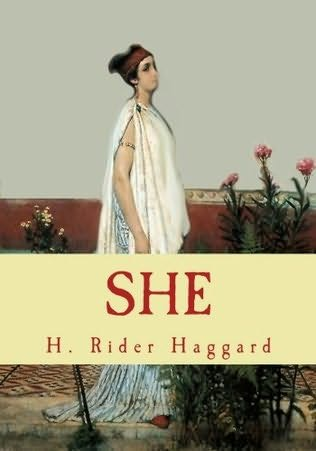does h rider haggard's novel she