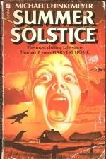 book cover of Summer Solstice