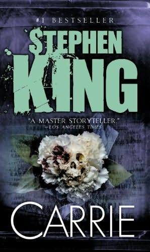 book cover of   Carrie