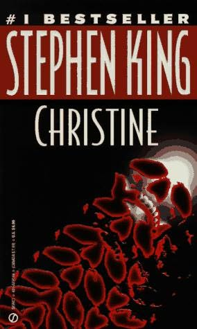 christine stephen king book - photo #5